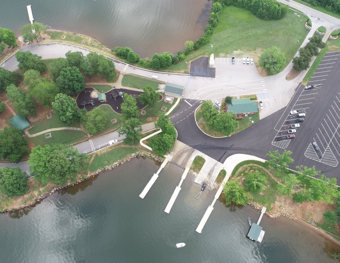 Lake Bowen Park Improvement Project