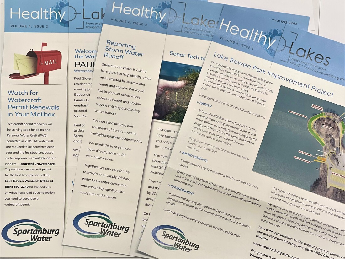 Healthy Lakes Newsletter