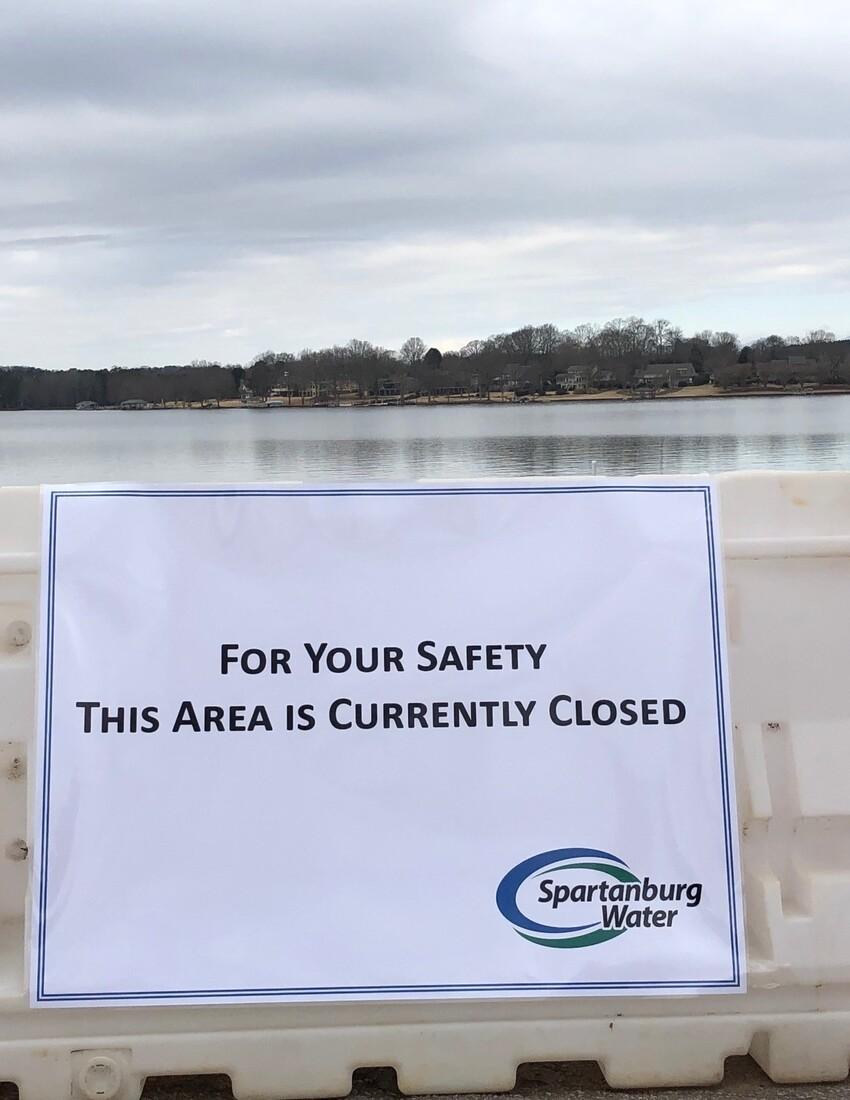 Lake Bowen Park Improvement Project Continues
