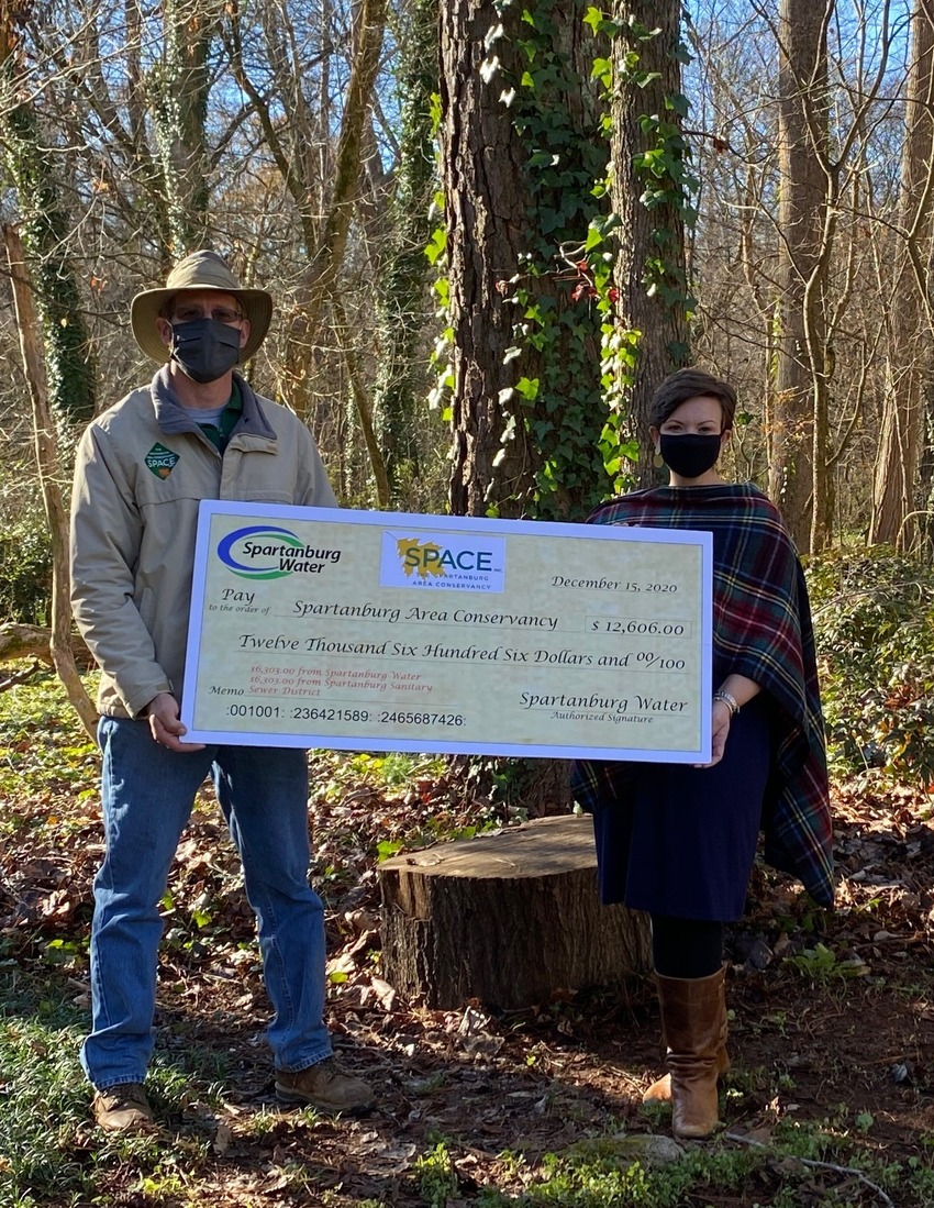 Spartanburg Water grant supports unique educational opportunity